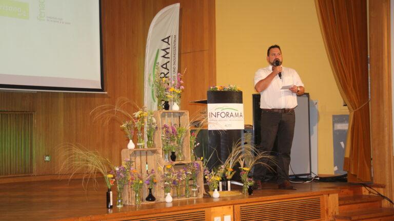Abschlussfeier Agrarpraktikerinnen Agrarpraktiker EBA