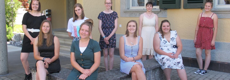 INFORAMA Waldhof Bildungsjahr Hauswirtschaft Klasse 19 20