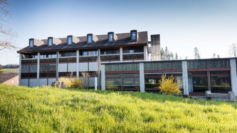 INFORAMA Emmental Gebäude