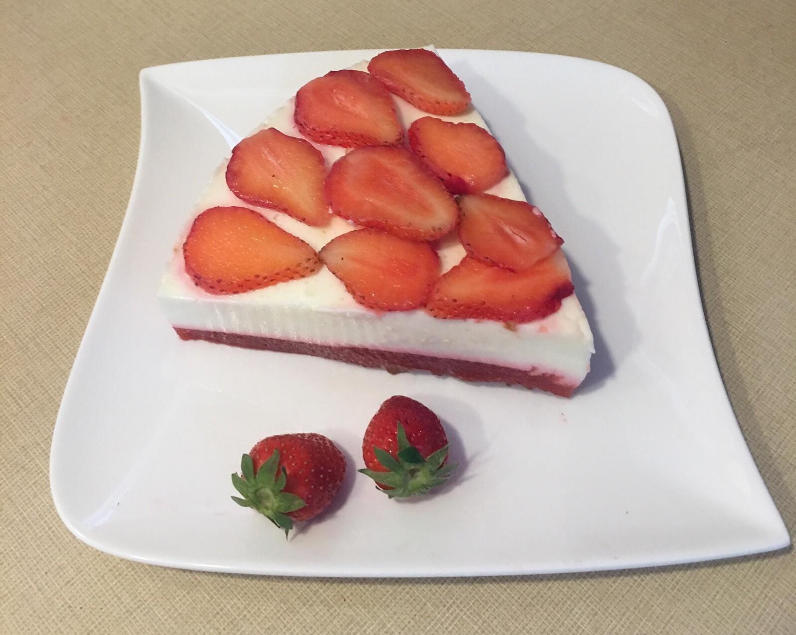 Erdbeer Sommertraum