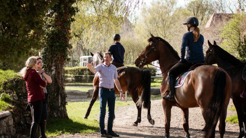 Fachpruefung Pferde